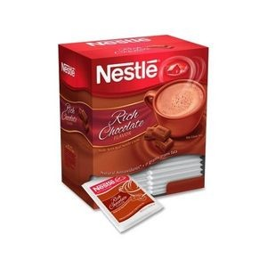 Nestle' USA Hot Chocolate Mix, Rich Chocolate, .71 oz, 50/BX