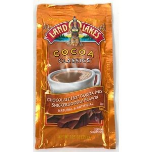 Land O Lakes Cocoa Classics Chocolate Snickerdoodle Hot Cocoa